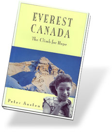 Everest Canada, Peter Austen