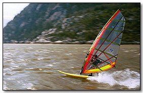 Windsurfing Training and Instruction